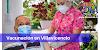 COVID-19: EMPEZÓ VACUNACIÓN DE MAYORES DE 80 AÑOS EN VILLAVICENCIO