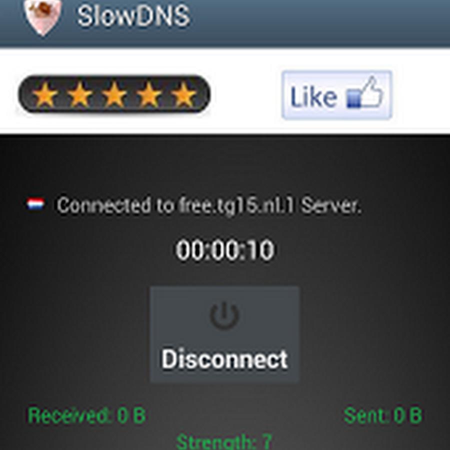 Nuevo Proxy SlowDNS Entel Bolivia - septiembre 2016