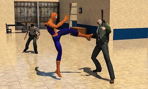 Gangster Spider Jail Escape: FPS Frontline Hero - náhled