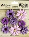 Petaloo: Teastained Purple - Mini Mix
