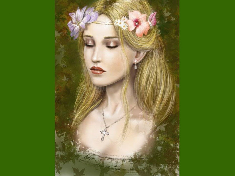 Daughter Of Water Colors, Fairies 4