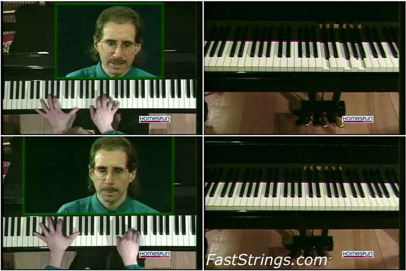 Andy LaVerne - Learn to Play Jazz Piano Standards