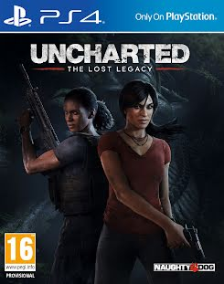 Uncharted: El Legado Perdido - Uncharted: The Lost Legacy (2017)