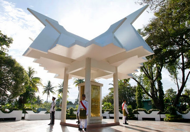Memorial Perang Petagas War Memorial