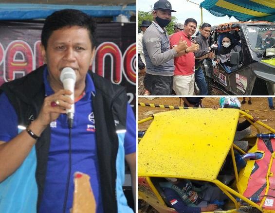 """Irwan Basir Tutup Advanture Exhibition IOF """"Taragak Basuo"""" Seri II 2021"""