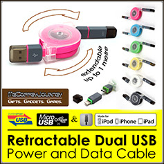 2-in-1 USB Cable