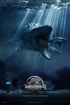 Jurassic World: O Mundo dos Dinossauros Torrent
