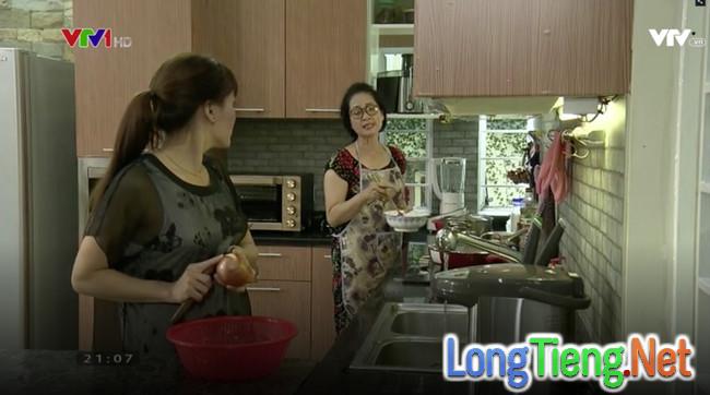 Sống Chung Với Mẹ Chồng - tập 3: Con dâu bắt đầu bộc lộ tính cách trời ơi! - Ảnh 3.