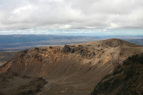 View from South Crater ridge
