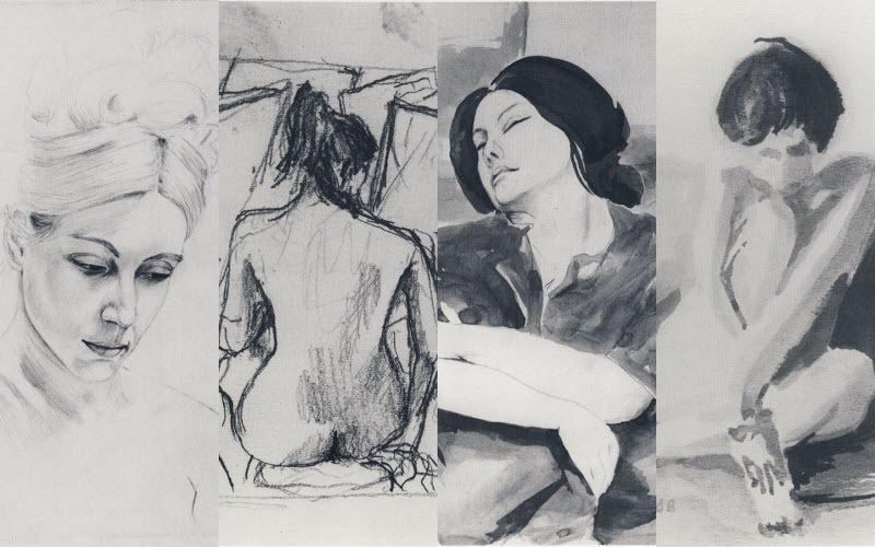 richard-feynman-paintings