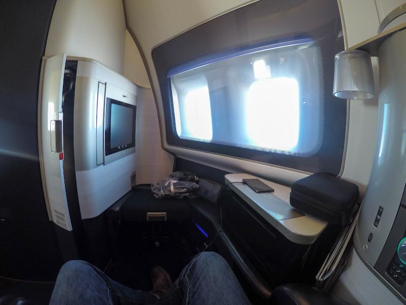 BA%252520F%252520744%252520LHRJFK 48 - REVIEW - British Airways : First Class - London to New York JFK