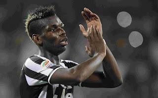 Paul Pogba greets fans - Juvelution.com