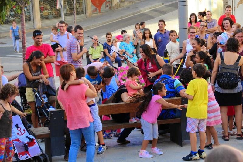 Festa infantil i taller balls tradicionals a Sant Llorenç  20-09-14 - IMG_4261.jpg