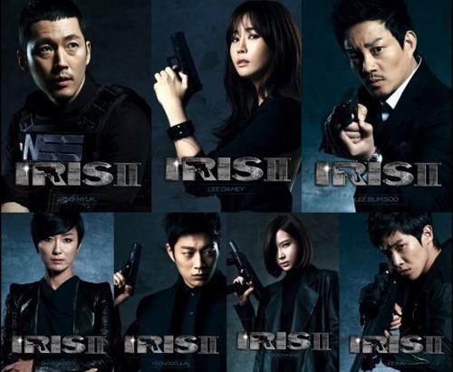 【韓劇】反恐任務,IRIS 2 線上看   癮部落