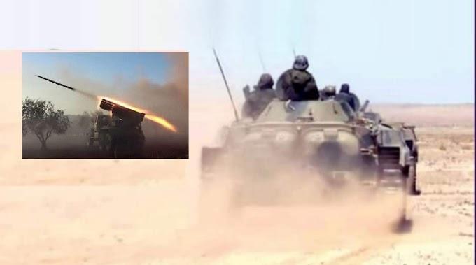 Argel está contemplando aumentar su apoyo militar al Frente Polisario e incrementar su propia presencia militar en la frontera con Marruecos.