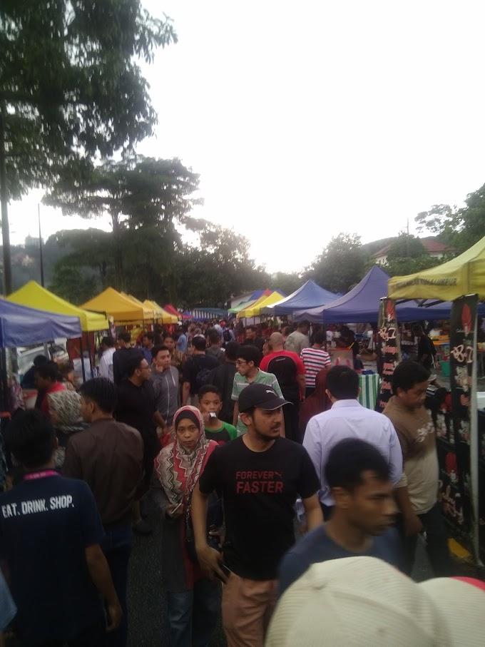 Tips Berjimat Untuk Orang Bujang Ke Bazar Ramadhan