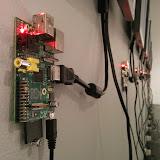Kiasma Museum - Raspberry Pi