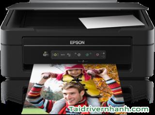 tải và setup phần mềm driver máy in Epson XP-202