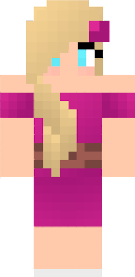 Sunny or Wedding Dress! :3 Minecraft Skin