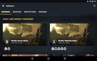 Screenshot of Destiny