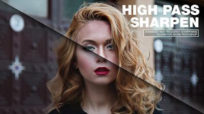 highpass sharpen