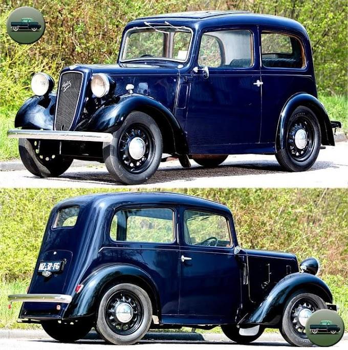 Austin Seven Ruby 1938