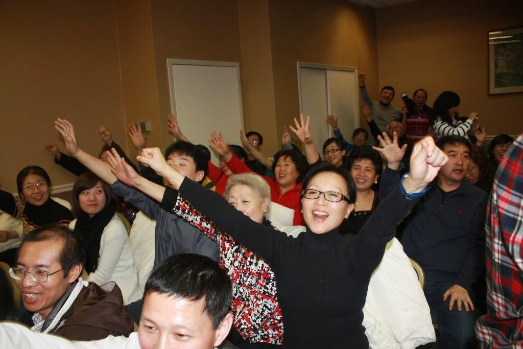 2009-12-31 跨年禱告會10