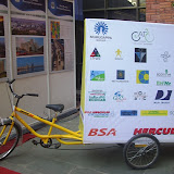 EcoCab at Urban Mobility India 2009 Exhibition
