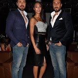 OIC - ENTSIMAGES.COM - Toni Alberti, Rachel Christie and John Alberti at the  Miss GB South East pageant at DSTRKT London 18th July 2015 Photo Mobis Photos/OIC 0203 174 1069