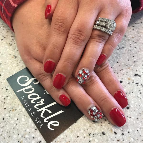 Beautiful Bling Nail Designs Summer Trends 2017 Styles Art