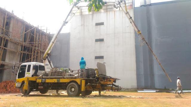 Standart Concrete Pump