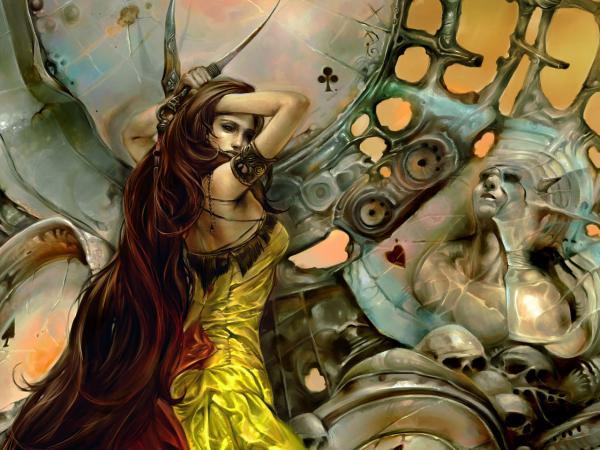 Dance Of Lady, Beautiful Magic Girls 3