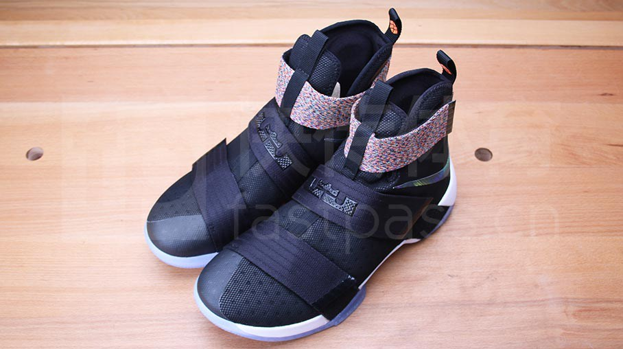 bfa6a06ae7f ... Nike LeBron Soldier 10 Comprehensive Overview ...