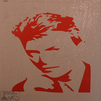 Canvas David Bowie 1