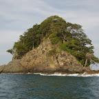 Isla a la entrada de Capurganá