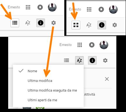 visualizzazione-griglia-elenco-google-drive