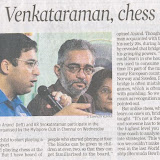 Report in Indian Express