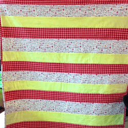 Row Quilt Class January 2015