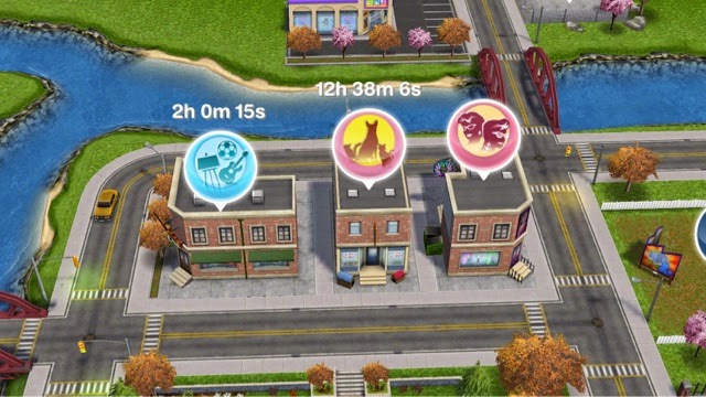 Sims Freeplay Fashion Designer Hobby Greenoid Gemzicle