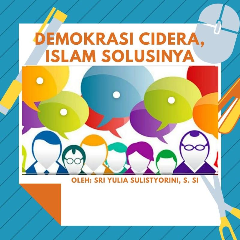 Demokrasi Cidera, Islam Solusinya
