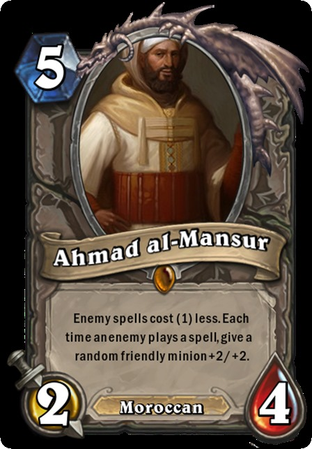 Sid Meier's Civilization Strategy Guide: Ahmad al-Mansur is the leader of the Moroccans.