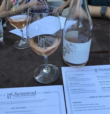 Long Meadow Ranch Pinot Noir Rosé 2016, Anderson Valley, California