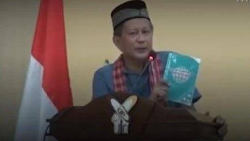 Survei Indikator Sebut Legitimasi Presiden Jokowi Terus Menurun, Rocky Gerung: Karena Nggak Ngapa-ngapain