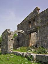 Photo: Andriake Granary, House of the guard .......... Huis van de opzichter van de Graanopslagruimte.