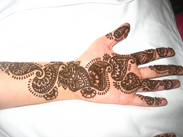New Party Mehndi Designs : Beautiful party mehndi designs for hands u elegant images