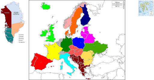 15+3 Catepi dell'Europia
