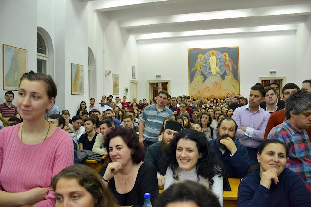 Pr. Constantin Necula despre tineri, FTOUB 193