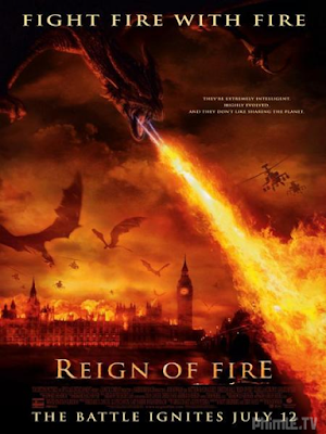Phim Rồng lửa - Reign Of Fire (2002)