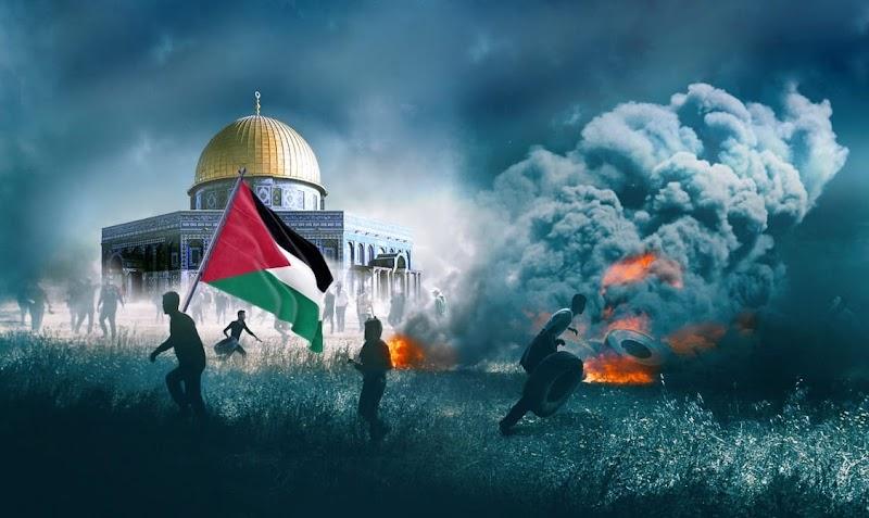 Palestina Yang Terhianati Oleh Saudaranya
