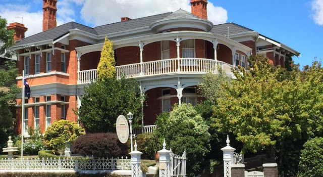Kilmarnock House, 66 Elphin Road, Launceston, Tasmania